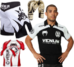 Novo v ponudbi znamk: Venum, UFC, Manto, MMA Gear, Twins, King,  Warrior, Ecko, Bad Boy