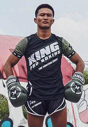 King oprema za Kickboxing, tajski K1 kik boks, Muay Thai