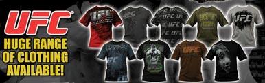 UFC ultimate fighting championship original oprema oblačila majice hlače rokavice