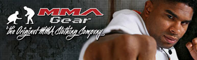 MMA Gear kolekcija Alistair Overeem