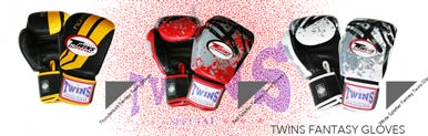 Twins Special rokavice za tajski boks, oprema, hlače za Muay Thai, MMA