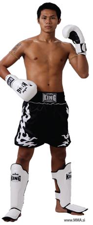 King Profesionalna oprema za tajski boks, Muay Thai, K1 Kickbox